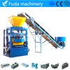 Bâtiment semi-automatique de blocs creux avec la CE de la machine