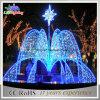 3D специализированные услуги Рождество открытый фонтан лампа
