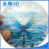 Dekorative Aufkleber-Art und fördernder Geschenk-Gebrauch-lentikularer Aufkleber 3D