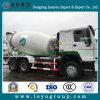 Camion cubique de mélangeur concret de HOWO 6X4 10 à vendre