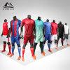 Imágenes de buena calidad de Thai Camiseta de Fútbol Soccer Jersey uniformes de juego
