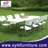 Outdoor sonna de moulage de plastique Table pliante