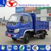 바퀴 판매를 위한 가벼운 덤프 트럭