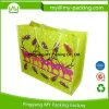 Sacchetto resistente di promozione tessuto pp della laminazione di personificazione facoltativa BOPP