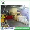 Coton en plastique de paille de cadre de papier de machine hydraulique automatique de presse