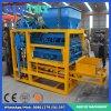 Qtj4-25c Plastikladeplatten für den Ziegelstein-Block, der Maschine herstellt