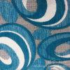 Chenille jacquard de polyester et de tissus en acrylique canapé d'accueil