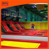 Hot-Sale Indoor Bungee Trampoline Park with Basketball Stands
