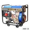 5.5KVA open Diesel van het Frame Generator met Zeer belangrijk Begin