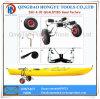 Remolque kayak canoa, kayak Carrier tráiler, Tote carro