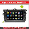 Toyota Corolla (AD-7628)를 위한 A9 CPU를 가진 Pure Android 4.4 Car DVD Player를 위한 차 DVD Player Capacitive Touch Screen GPS Bluetooth
