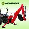 Retroescavadora de eixo tractor Pto (LW-6 / LW-7 / LW-8)