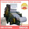 Машина бумажный делать Sercviette, бумажная рециркулируя машина