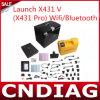 Strumento diagnostico del sistema completo del ridurre in pani del lancio X431 V (X431 PRO) WiFi/Bluetooth