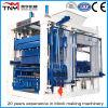 machine à fabriquer des blocs de haute qualité automatique machine à briques creuses (Qft9-15)