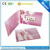 Papiermaterial 4.3  LCD-Bildschirm-Geburtstag-videoeinladungs-Karte