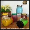 bouteille en verre du pudding 100ml Wedding le choc en verre décoratif