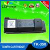 Cartucho de tonalizador compatível com a microplaqueta para Kyocera (tk350)