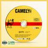 Roda de moedura do metal do camelo