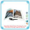 Compartimiento Softcover del libro de la fuente de la fábrica de la impresión del compartimiento de la fábrica de China