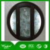 Конструкция окна Compand округленной формы алюминиевая деревянная с различным Clours
