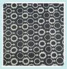 方法綿のナイロンかぎ針編みのOrgenzaの刺繍のレースファブリック
