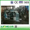 Film plastique Flexographic Printing Machine de quatre Colour pour Shopping Bag