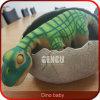 De Baby van de Dinosaurus van Animatronic van de Handpop van de dinosaurus