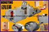 롤 관을 통한 음식 섭취 구획 기계를 만드는 밑바닥 종이 봉지