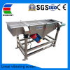 macchina lineare del vaglio oscillante della Cina dell'acciaio inossidabile 2-600mesh