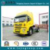 Sinotruk Cdw camión tractor Tractor de 340cv para el transporte de la cabeza