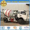 Dongfeng 6 Rodas 3 M3 Betoneira máquina para venda