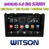 Witson 10,2 большой экран Android 6.0 DVD для Honda CRV 2007