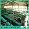 Máquina de processamento de óleo de palma na Nigéria máquina de embalagem de óleo de palma