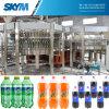 機械を作る炭酸ジュースの生産工場の機械装置の清涼飲料