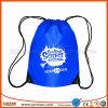 カスタム絹の印刷ポリエステルドローストリング袋