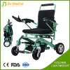 Jbh Magnesium Alloy Folding Portable Power Electric Wheelchair
