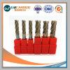 HRC45-50 fresa Molinos de extremo de carburo de tungsteno
