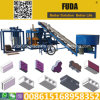 Qt4-18 Chb automática máquina de fabricación de ladrillos Vender en Filipinas