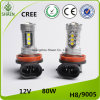 Auto peças 12V White 9005 LED Car Light Bulb