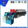 Pressão de filtro automático Plate-and-Frame (tipo) para processamento de material líquido