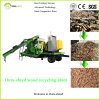 Dura-Shred Continous Scrap Mobile Shredding Machine for Wood Waste