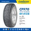 pneus de carro do inverno de 195/65r15 Comforser sem câmara de ar interna