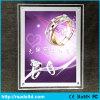Vertoning van de Doos van het Kristal van het Frame van het LEIDENE Uithangbord van het Aluminium de Lichte
