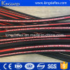 Mangueira Hidráulica Resistente ao Óleo de Borracha Reforçada de Aço Flexível