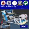 2 couleurs de la machine Nonwoven flexographie