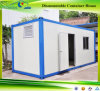 Facili veloci installano le case economiche del modulo della Camera del contenitore