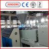 SJSZ 65/132 double vis conique en plastique pour tuyau de l'extrudeuse, profil et la feuille