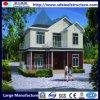 Casas de marco de acero prefabricadas del lujo modular estándar de Australia/chalet/hogares