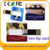 mecanismo impulsor de la tarjeta de crédito del flash del USB 8GB (EC001)